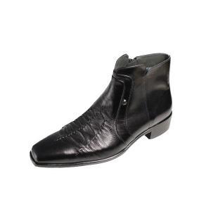 マドラス madras 紳士靴マドラスメンズドレスブーツ563ブラック本革ブーツ|kumamotoya