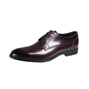 フランコルッチメンズビジネスシューズFRANCO LUZIプレーン外羽根紳士靴2200バーガンディ|kumamotoya