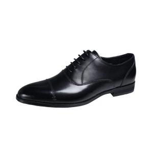 フランコルッチメンズシューズFRANCO LUZIストレートチップビジネスシューズ本革紳士靴2201ブラック|kumamotoya