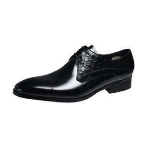 フランコリッチメンズシューズFRANCO LUZI本革紳士靴th01ブラック|kumamotoya