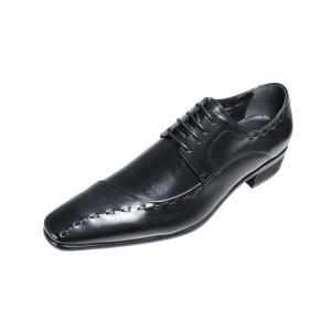 トラサルディTRUSSARDIメンズシューズ10251ブラック紳士靴ビジネスシューズ|kumamotoya