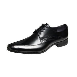 トラサルディメンズシューズ13071aブラック紳士靴スワールモカ外羽根紐付きビジネスシューズ|kumamotoya