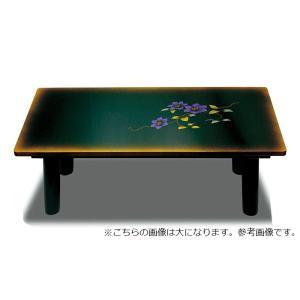 モダン経机 お供え机 ミニテーブル 金縁・鉄仙(小)|kumano-butu