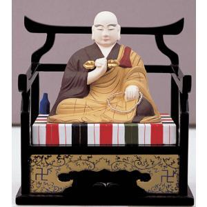 仏像 真言宗脇仏 弘法大師 1.5寸|kumano-butu