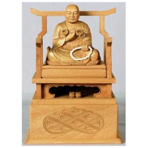 仏像 真言宗脇仏 弘法大師 1.8寸|kumano-butu