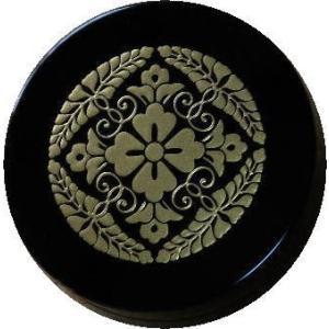 香合 切立 香道具 お香 焼香 日本製 仏具 東紋2.6寸|kumano-butu