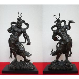 仏像 仁王像(金剛力士像)|kumano-butu