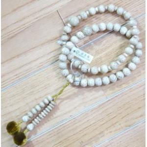 数珠 念珠 星月菩提樹 浄土宗 男性用 本銀輪|kumano-butu