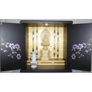 薬師如来小型仏壇セット|kumano-butu