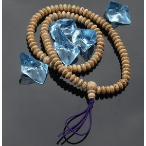 数珠 念珠 ブレスレット 宗派対応 二輪ブレス 星月菩提樹 臨済宗|kumano-butu