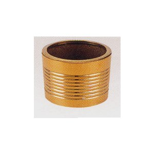 筋入り香炉 磨き 2.4寸|kumano-butu