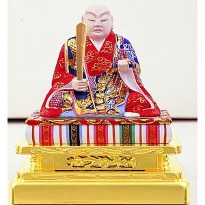 仏具 仏像 日蓮宗 日蓮3.0寸|kumano-butu