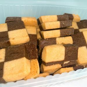 モザイククッキー 400g (約7.6g×52個入) 駄菓子 お菓子まとめ買い ZHT|kumano-nakatani