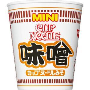 日清 カップヌードル 味噌 ミニ 15個 カップヌードル みそ
