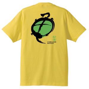 三重 熊野 紀宝 亀 和柄Tシャツ 半袖 ★大人/キッズ★|kumano-t