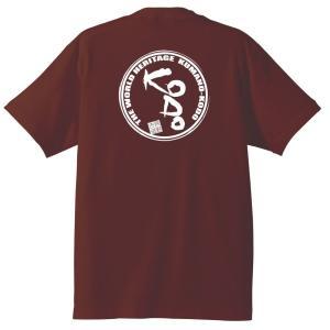 世界遺産熊野古道 KODO ラウンド Tシャツ 半袖|kumano-t