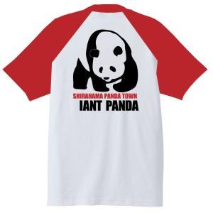 南紀白浜 SHIRAHAMA-PANDA Tシャツ 半袖|kumano-t