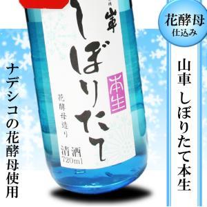 日本酒 フルーティー 冷酒 原田 しぼりたて本生 花酵母造り 720ml なでしこの商品画像|ナビ