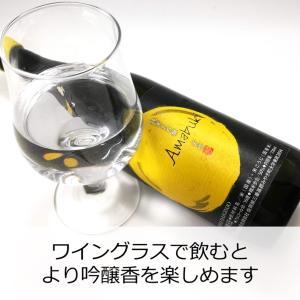 日本酒 濃醇 冷酒 天吹 純米大吟醸 バナナ酵母 本生 720ml|kumanonamida|05