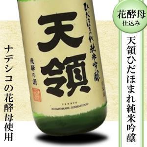 日本酒 フルーティー 冷酒 天領 ひだほまれ 純米吟醸 720ml なでしこ|kumanonamida