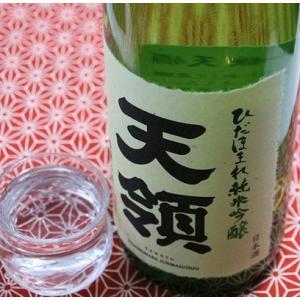 日本酒 フルーティー 冷酒 天領 ひだほまれ 純米吟醸 720ml なでしこ|kumanonamida|04