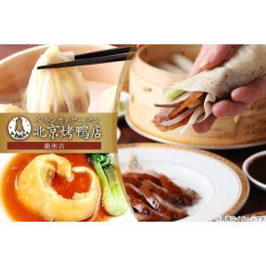 【銀座】北京ダック、フカヒレ姿煮入り含む豪華中華11品コース+1ドリンク