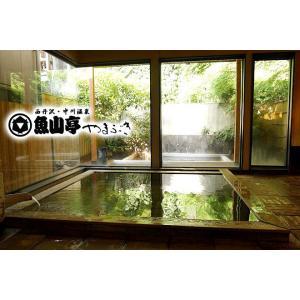 【神奈川・西丹沢中川温泉】1泊2食プラン/大自然に囲まれて美食&美人の湯でくつろぎの時間を☆|kumapon-shop