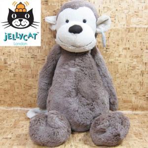 ぬいぐるみ サル さる 猿 jellycat ジェリーキャット バシュフル モンキーHUGE kumashop90