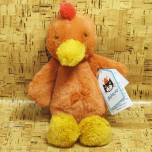 ぬいぐるみ ニワトリ  ジェリーキャット bashful  rooster small|kumashop90