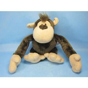 ぬいぐるみ サル さる 猿 ニキ NICI 23404 WF モンキークラシック35cm ワイルドフレンズ|kumashop90