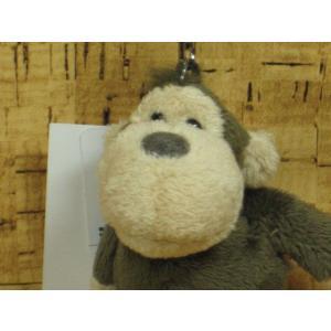 ぬいぐるみ サル さる 猿 NICI ニキ24886 BB モンキー|kumashop90