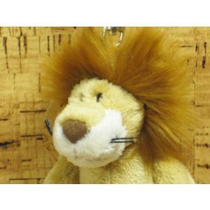ぬいぐるみ ライオン NICI 35235WF22 ライオン10cm|kumashop90