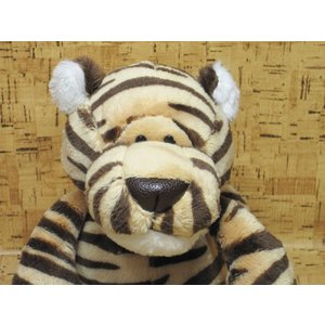ぬいぐるみ トラ とら 虎 寅  NICI 40221WF30 タイガー 25cm|kumashop90