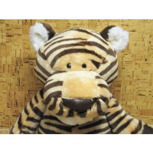 ぬいぐるみ トラ とら 虎 寅  NICI 40225WF30 タイガー 35cm|kumashop90