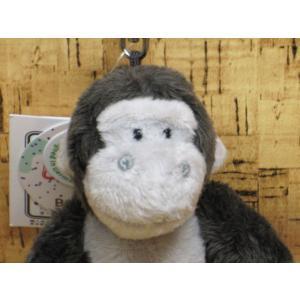 ぬいぐるみ サル さる 猿 NICI ニキ32343 BB ゴリラ10cm|kumashop90