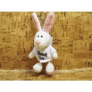 ぬいぐるみ ウサギ  NICI ニキ BBラビット/THANKYOUTシャツ10cm|kumashop90
