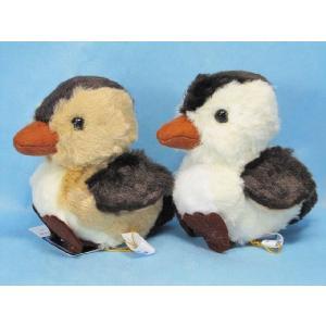 ぬいぐるみ 鳥 日本製 スターチャイルド カモ|kumashop90