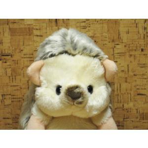 ぬいぐるみ ハリネズミ Fluffies(フラッフィーズ) はりねずみM|kumashop90