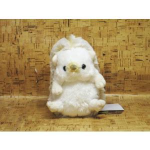 ぬいぐるみ ハリネズミ Fluffies(フラッフィーズ) はりねずみ ホワイト|kumashop90