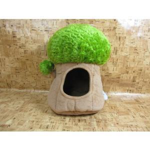 ぬいぐるみハウス 木のおうち|kumashop90