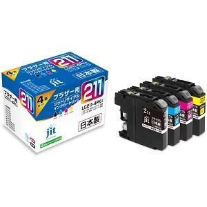 ((文具館))ジット リサイクルインク ブラザー用 JIT-B2114P|kumazou2