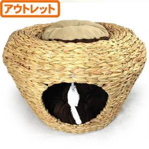 ((ペット館))((アウトレット))((数量限定))武田コーポレーション 猫用品 ちぐら(樹脂製2段) CGR-4747PP|kumazou2