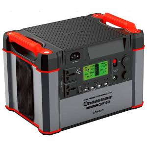comcon 大容量ポータブル電源180000mAh CB-P180|kumazou2