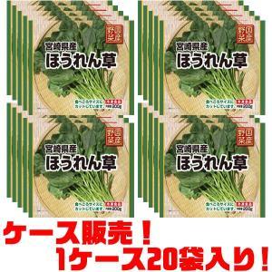 フーデム 国産野菜宮崎県産法連草200g ×20入り|kumazou2
