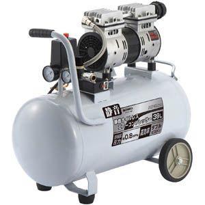 高儀 EarthMan アースマン 静音コンプレッサー 39L ACP-39SLA|kumazou2