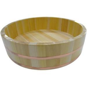 星野工業 木製寿司桶 36cm|kumazou2