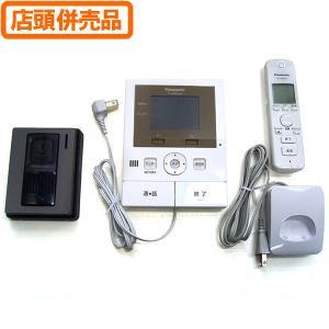 ((店舗併売品))Panasonic カラーテレビドアホン (P)VL-SWD200K|kumazou2