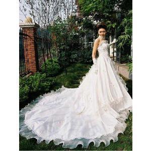 863465089ab0e 久美ドレスハウス - ウェディングドレス - ふんわりタイプ(ウェディング ...