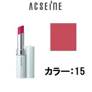 トリートメント リップスティック PV 15 アクセーヌ ( acseine / 口紅 / ルージュ / リップカラー ) - 定形外送料無料 -wp|kumokumo-square