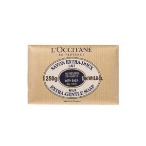ロクシタン シア ソープ ミルク 250g ( LOCCITANE / 石けん ) - 送料無料 - 北海道・沖縄を除く|kumokumo-square
